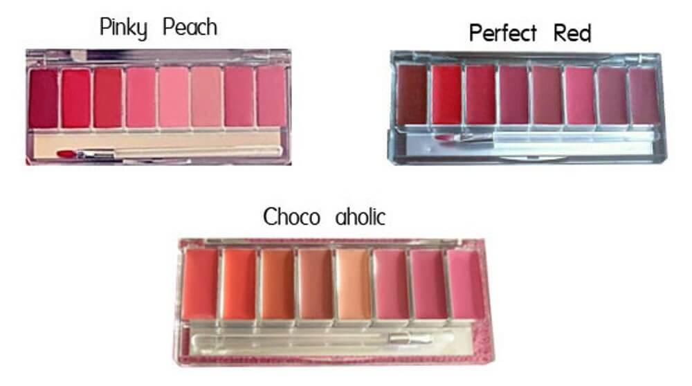 Harga Lipstik Wardah Lip Palette