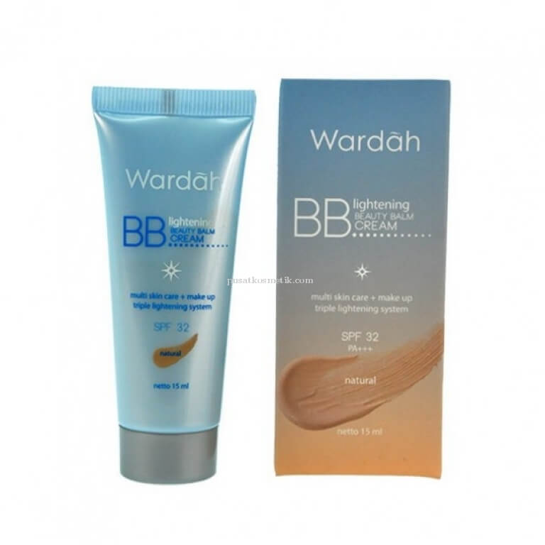 Harga Wardah Lightening Beauty Balm Cream