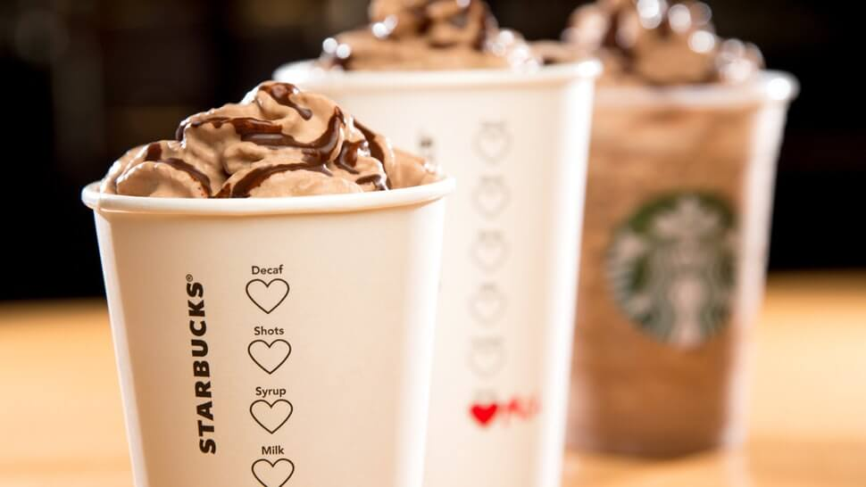 Harga Menu Chocolate Starbucks