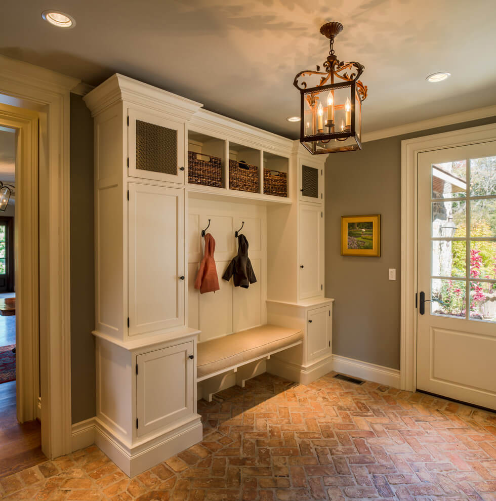 mudroom ideas on pinterest