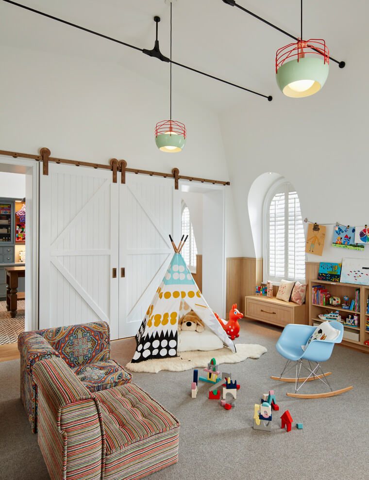playroom ideas for toddler boy