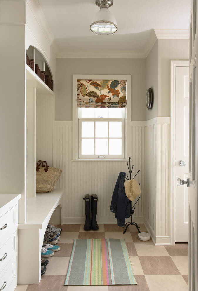 mudroom rug ideas