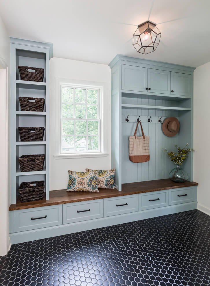 mudroom storage ideas