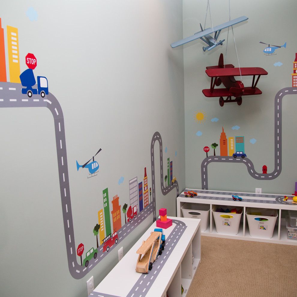 playroom ideas for boy
