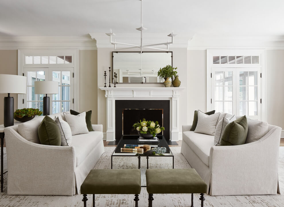 ideas for gray living room