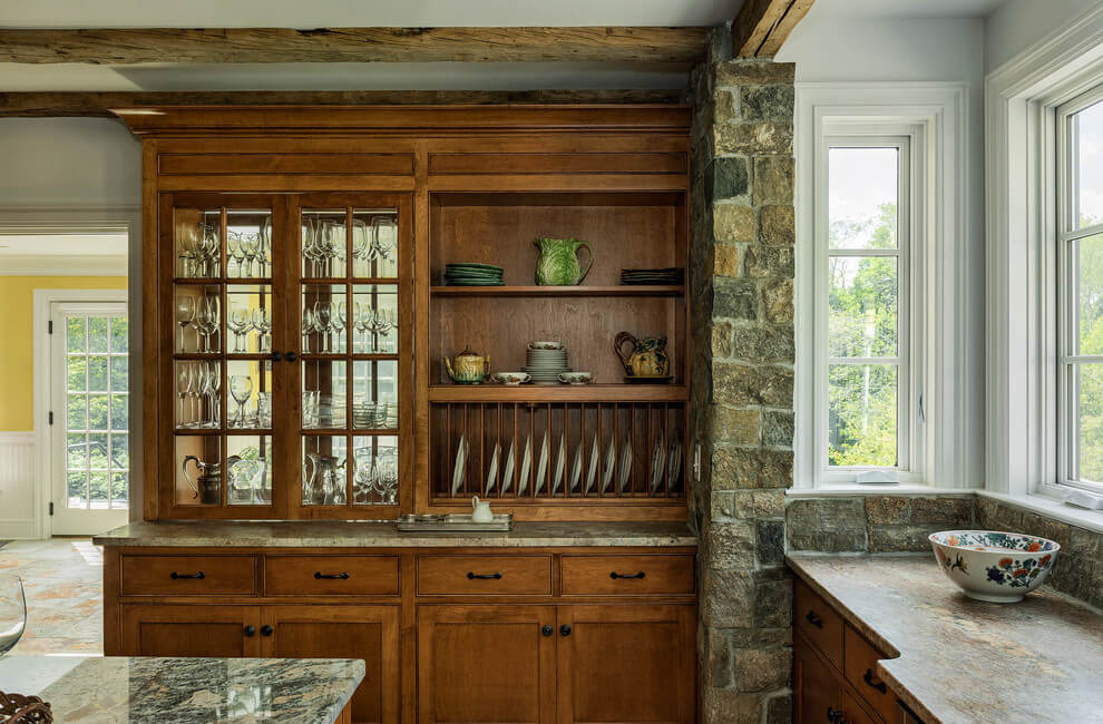 rustic ideas for a kitchen